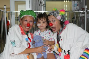 Dr Nincompoop, Bridget Watts (5) and Dr Loopy