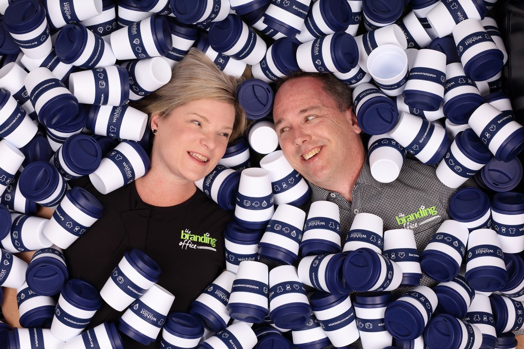 Jodi and Justin Vievers - The Branding Office